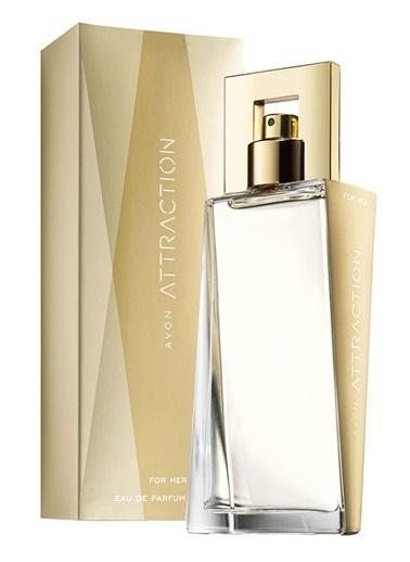 Avon Attraction Kadın Parfüm 50 Ml Edp Renksiz